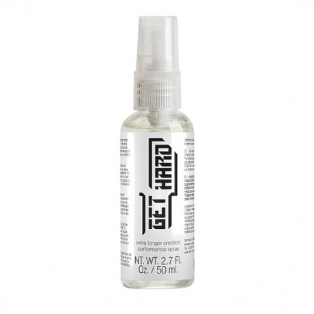 Spray Retardante de la Erección Get Hard 50 ml
