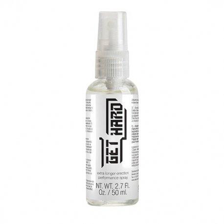 Spray Retardante de la Erección Get Hard 50 ml