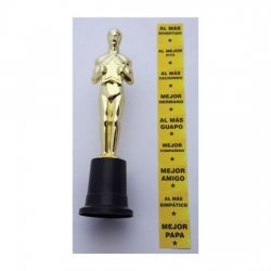 Trophy Oscar for Guy several times