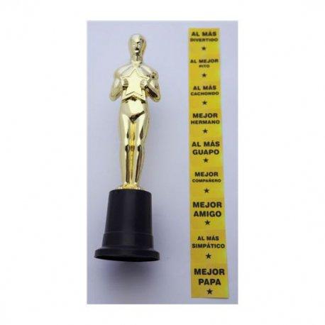 Trofeo Oscar para Chico Distintas Ocasiones