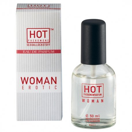 Perfume con Feromonas Hot para Mujer - diversual.com