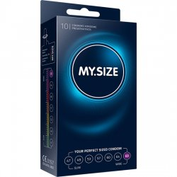 Mysize 69 Preservativos 10 Unidades