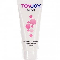 Lubricante Base al Agua Toy Joy 100 ml