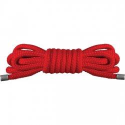 Cuerda Bondage Mini Japonesa Rojo