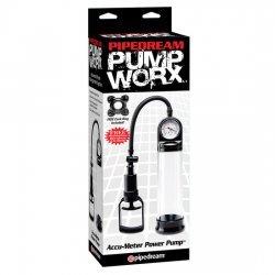 Pump Worx Bomba de Erección Manómetro