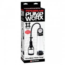 Pump Worx erection pump pressure gauge