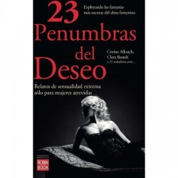 Erotic book: 23 shades of desire