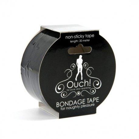Cinta para Bondage Negra - diversual.com