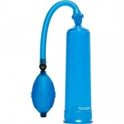 Pompe d'aspiration Power Pump bleu