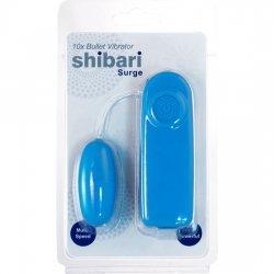 Balle vibrante est bleu