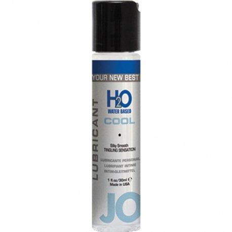 Base de Agua Lubricante H20 Efecto Frío 30 ml