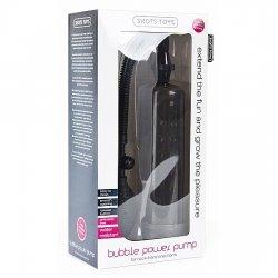 Desarrollador Bubble Power Pump Negro