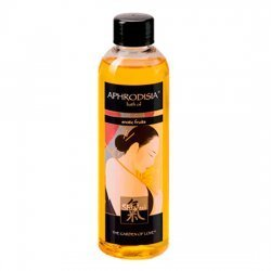 Shiatsu erotic fruits aphrodisiac bath oil