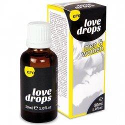 Gotas Afrodisiacas Ero Love Hombre y Mujer 30 ml