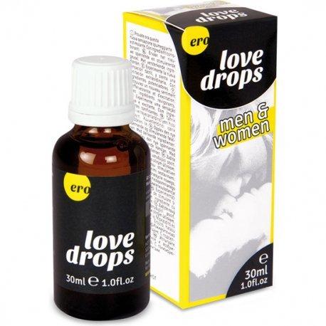 Gotas Afrodisiacas Ero Love Hombre y Mujer 30 ml - diversual.com