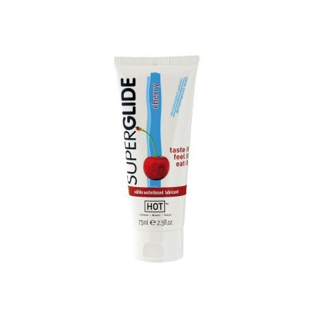 Superglide Lubricante Comestible Cereza
