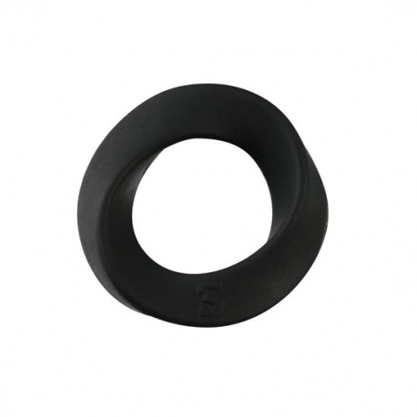 Anillo Pene Normal Negro - diversual.com