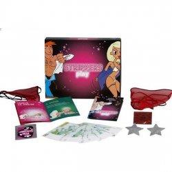 Juego Erótico Stripper Play
