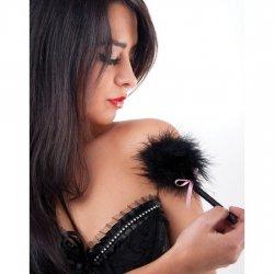 Plumero Marabu Secret Play Negro