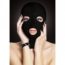 Masque de subversion noir