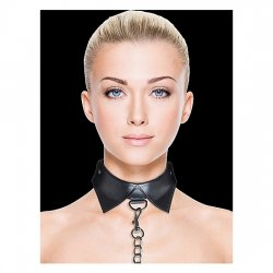 Ouch necklace and Exclusive strap black