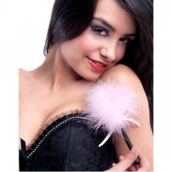 Marabou feather duster pink Secret Play