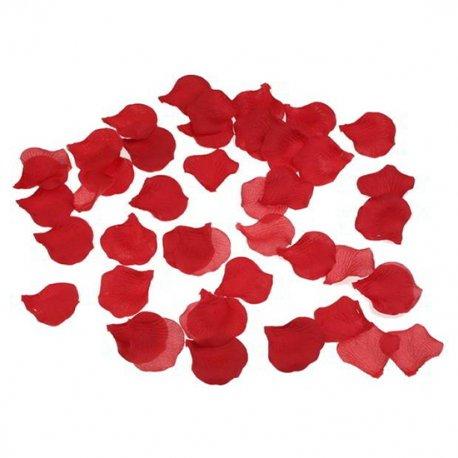 100 Pétalos Color Rojo