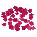 Pétalos de Rosa Color Fucsia