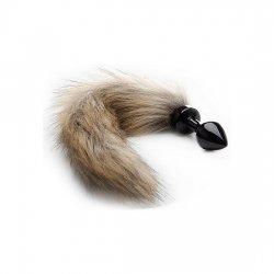 Black Fox Anal plug
