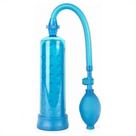 Bubble Power Pump Desarrollador Azul