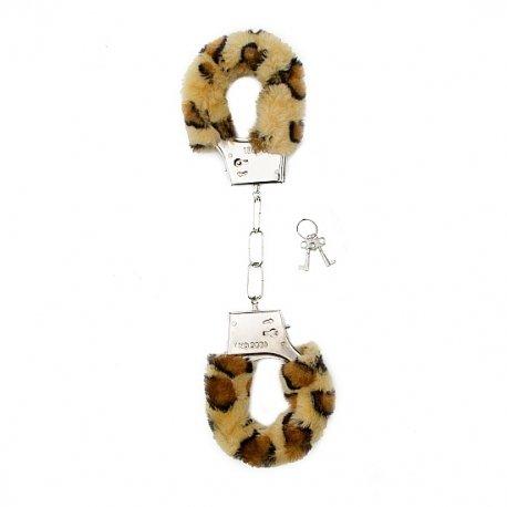 Esposas de Pelo Leopardo