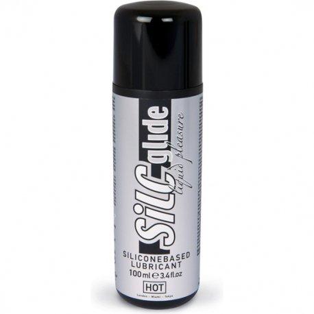 Hot Silc Glide Lubricante Base Silicona 100ml