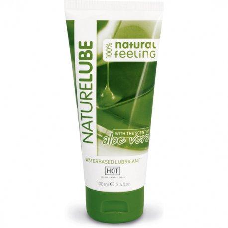 Hot Nature Lubricante Aloevera 100 ml
