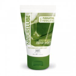 Chaud Nature lubrifiant Aloe 30 ml