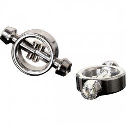 Metal Worx Pinzas Magnéticas de Pezones