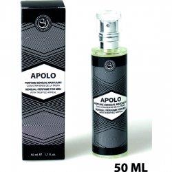 Parfum d'Apollo des hommes avec des phéromones