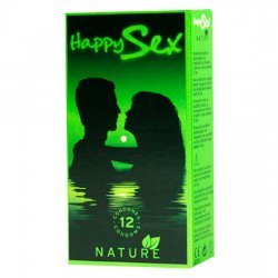 Happy Sex Nature Preservativos 12 Uds