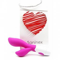 Saninex Duo de vibromasseur Multi orgasmique femme