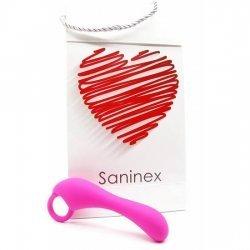 Stimulateur Duplex orgasmique anal sexe couleur rose