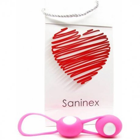 Saninex Esferas Ovales Multi Orgasmic Woman - diversual.com