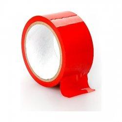 Ruban Bondage rouge