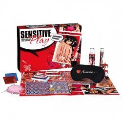 Sensitive Play erotic game