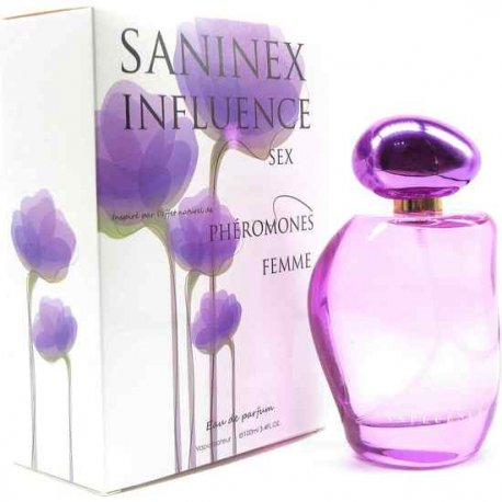 Saninex Perfume Phéromones Saninex Influence Sex Women