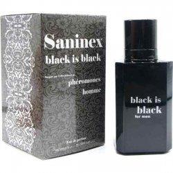 Saninex Perfume pheromone Black is Black man