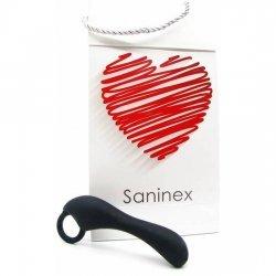 Stimulateur Duplex orgasmique Anal sexe couleur noir