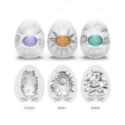Egg Masturbator has Cool cooling effect
