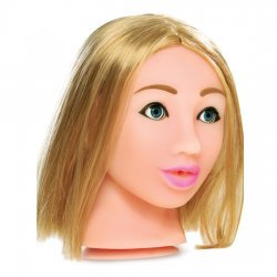 Extreme Toyz Fuck Me Mega Masturbator face blonde