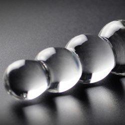 Icicles Número 2 Masajeador de Vidrio