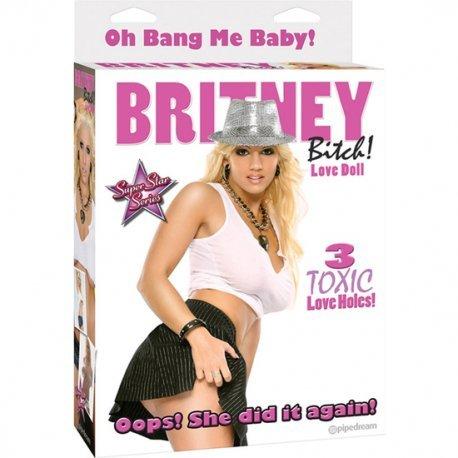 Britney Bitch Muñeca Hinchable