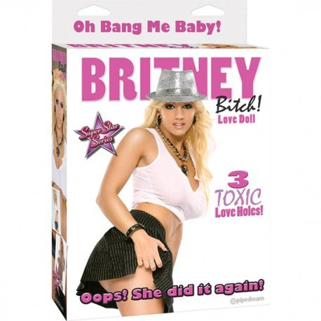 Britney Bitch Muñeca Hinchable